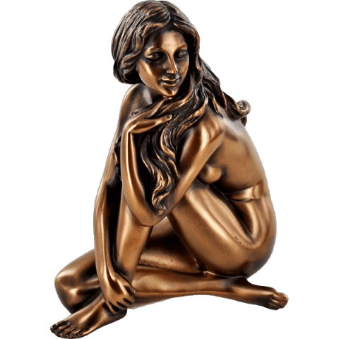 Tiffany Cold Cast Bronze Sculpture